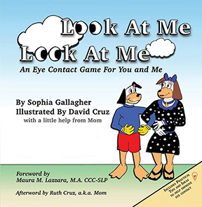 Cover of Look At Me Look At Me