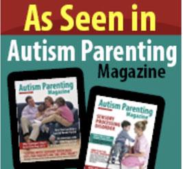 PuppyDucks Featured in Autism Parenting Magazine!